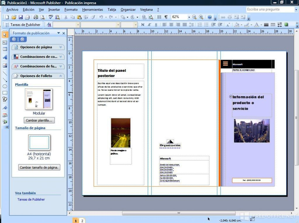 Microsoft Publisher 2003